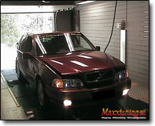 Chipptrimning Volvo S70 - Orginal ECU