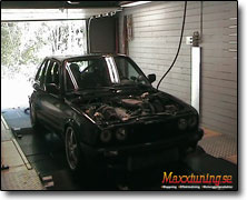 Mappning BMW Turbo - Nira I3+