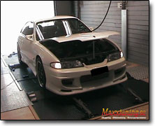 Mappning Nissan 200sx - Apexi Power Fc