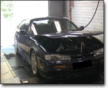 Mappning Nissan S14 Apexi Power Fc
