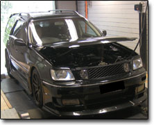 Mappning Nissan RB26 (2500cc) Apexi Power Fc, , Bensin 95/98