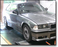 Mappning BMW Turbo - Vipec