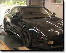 Mappning Toyota MR2 - Apexi Power Fc